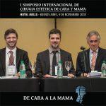 Dr. Gabriel Moina, Dr. Daniel Moina, Dr. Luis Ripetta